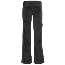 Obermeyer Beau Fleece Cargo Pants (For Women) in Black - Closeouts