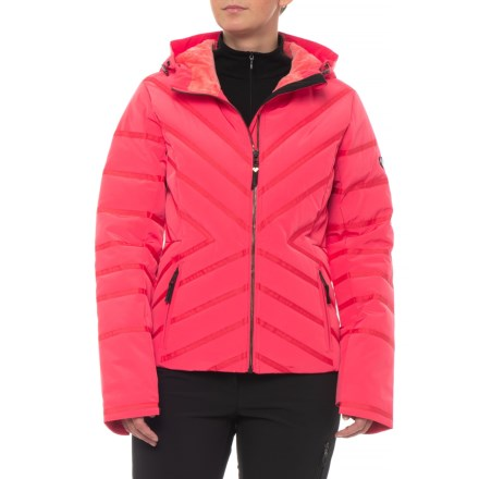 addffcc7a Obermeyer Belle Down Jacket - Waterproof (For Women) in Island Sunset -  Closeouts