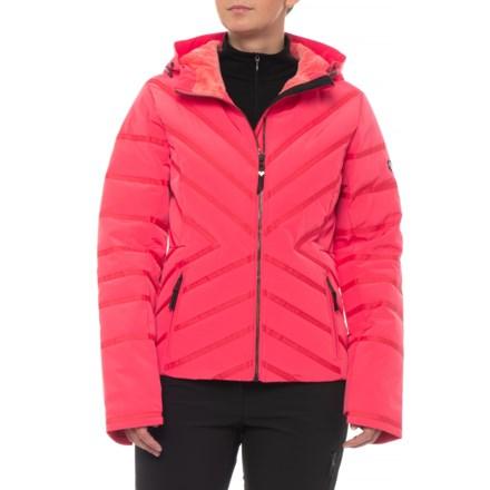 9492ecb2e Obermeyer Belle Down Jacket - Waterproof (For Women) in Island Sunset -  Closeouts