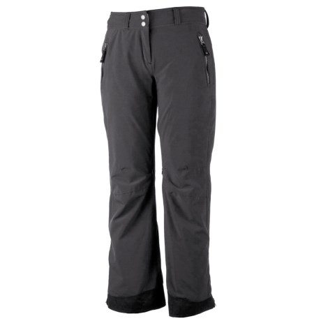 Obermeyer Birmingham Ski Pants - Insulated (For Women) in Champagne