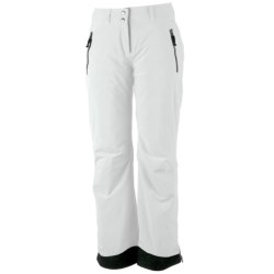Obermeyer Birmingham Ski Pants - Insulated (For Women) in Powder