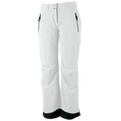 Obermeyer Birmingham Ski Pants - Insulated (For Women) in Powder