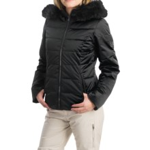 Obermeyer Bombshell Jacket - Waterproof, Insulated (For Women) in Black - Closeouts