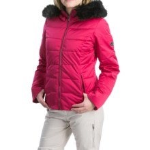 Obermeyer Bombshell Jacket - Waterproof, Insulated (For Women) in Cerise - Closeouts