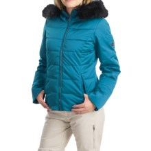 Obermeyer Bombshell Jacket - Waterproof, Insulated (For Women) in Gypsy Blue - Closeouts
