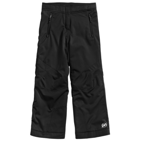 Obermeyer Brooke Snow Pants - Insulated (For Girls) in Black