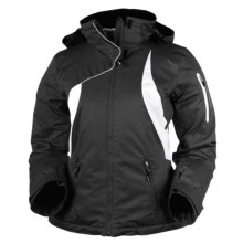 Obermeyer Cameron Jacket - Insulated (For Women) in Black - Closeouts