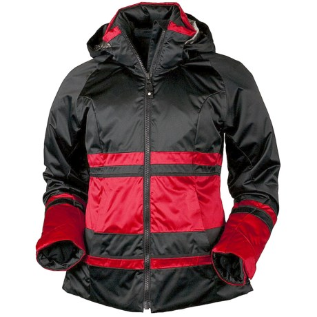 Obermeyer Camille Jacket - Insulated (For Women) in True Red