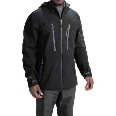 Obermeyer Capitol Soft Shell Jacket - Waterproof (For Men) in Black - Closeouts