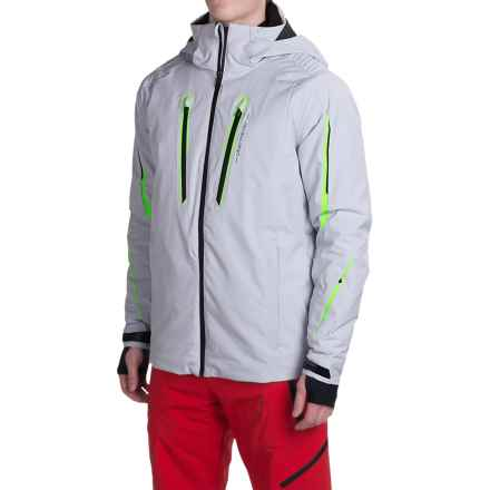 Obermeyer Charger PrimaLoft® Ski Jacket - Waterproof, Insulated (For Men) in Phantom - Closeouts