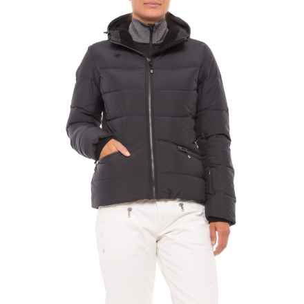 Obermeyer Charisma Down Jacket - Waterproof (For Women) in Black - Closeouts
