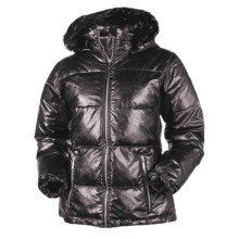 Obermeyer Cheri Jacket - Insulated (For Women) in Anthracite - Closeouts