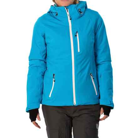 Obermeyer Cruz PrimaLoft® Ski Jacket - Waterproof, Insulated (For Women) in Azure - Closeouts