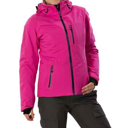 Obermeyer Cruz PrimaLoft® Ski Jacket - Waterproof, Insulated (For Women) in Vivacious Pink - Closeouts