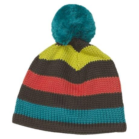 Obermeyer Dani Knit Hat (For Girls) in Cote Dazur
