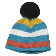 Obermeyer Dani Knit Hat (For Girls) in Waterfall - Closeouts