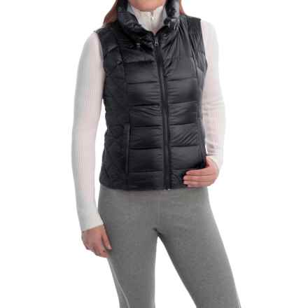 Obermeyer Dawn Insulator Vest - Insulated (For Women) in Black - Closeouts