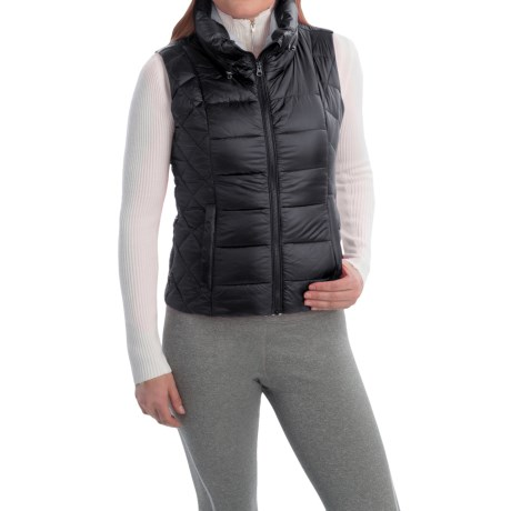 Obermeyer Dawn Insulator Vest - Insulated (For Women) in Black