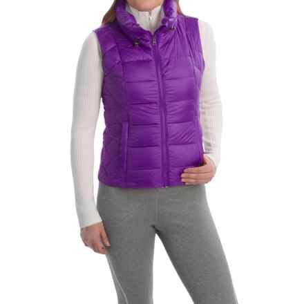 Obermeyer Dawn Insulator Vest - Insulated (For Women) in Iris Purple - Closeouts