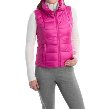 Obermeyer Dawn Insulator Vest - Insulated (For Women) in Vivacious Pink - Closeouts