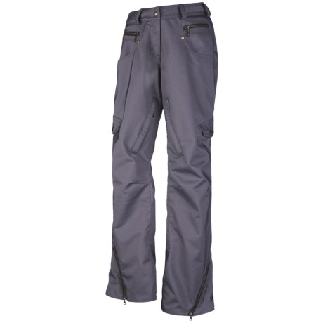 Obermeyer Delia Snow Pants - Insulated (For Women) in Kiss