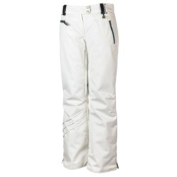 Obermeyer Delia Snow Pants - Insulated (For Women) in Black Denim