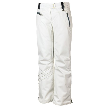Obermeyer Delia Snow Pants - Insulated (For Women) in Powder
