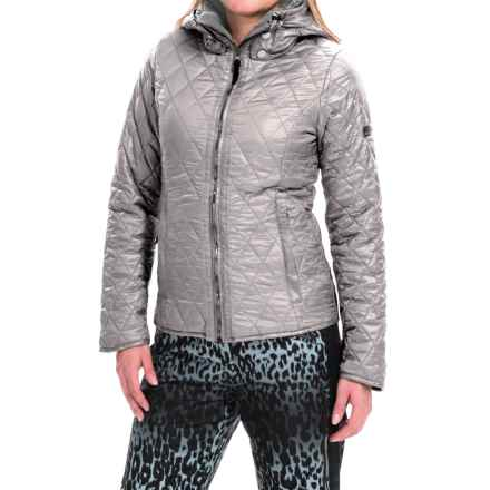 Obermeyer Desiree Insulator Jacket - Insulated (For Women) in Phantom - Closeouts