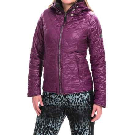 Obermeyer Desiree Insulator Jacket - Insulated (For Women) in Sangria - Closeouts