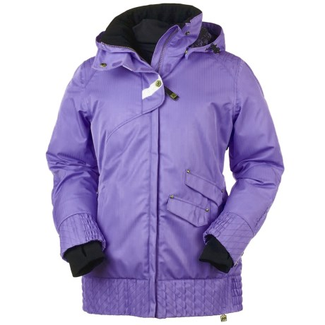 Obermeyer Eden Jacket - Insulated (For Women) in Lavendar