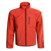 Obermeyer Element Jacket - Soft Shell (For Men) in Red - Closeouts