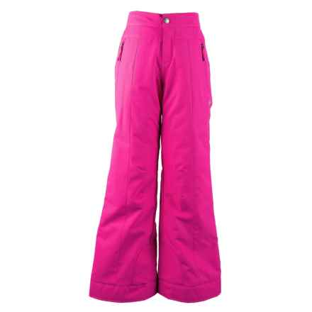 Obermeyer Elsie Ski Pants (For Little and Big Girls) in Electric Pink - Closeouts