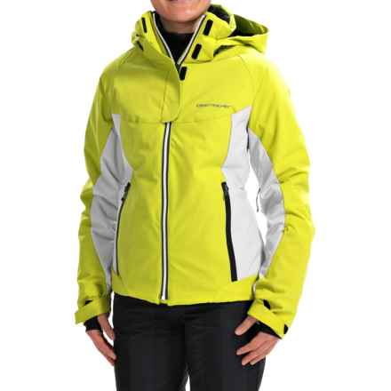 Obermeyer Empress Ski Jacket - Waterproof, insulated (For Women) in Lightsaber - Closeouts