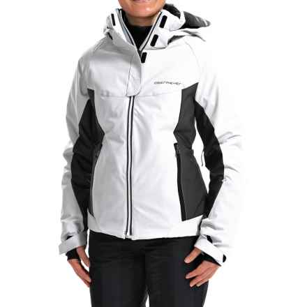 Obermeyer Empress Ski Jacket - Waterproof, insulated (For Women) in White - Closeouts