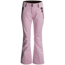 Obermeyer Envy Ski Pants (For Women) in Blush - Closeouts