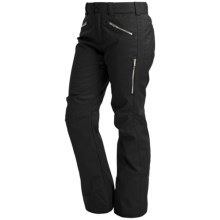Obermeyer Essex Thinsulate® Ski Pants - Waterproof (For Women) in Black - Closeouts
