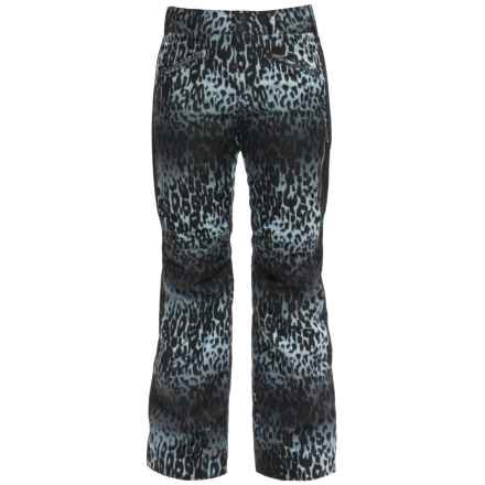 Obermeyer Essex Thinsulate® Ski Pants - Waterproof (For Women) in Leopard Print - Closeouts