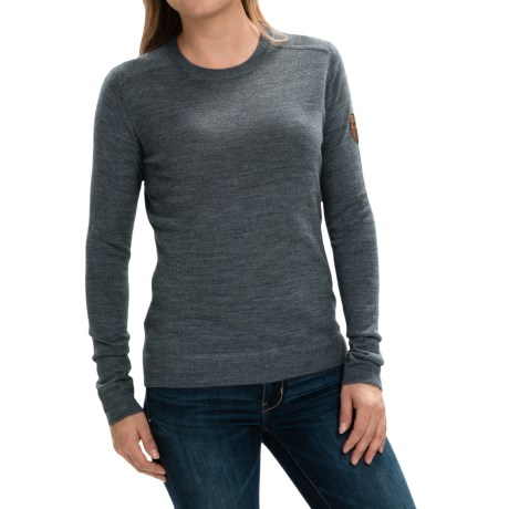 Obermeyer Fiona Sweater - Merino Wool Blend, Long Sleeve (For Women)