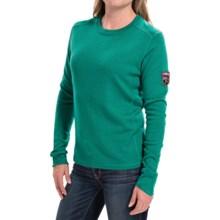 Obermeyer Fiona Sweater - Merino Wool (For Women) in Jade - Closeouts