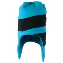 Obermeyer Form Fleece Hat - Ear Flaps (For Kids) in Glacier Blue - Closeouts