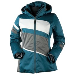 Obermeyer Insulated Jacket (For Women) in Emerald