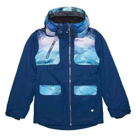 Obermeyer June Ski Jacket - Waterproof, Insulated (For Big Girls) in Dusk - Closeouts