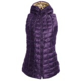 Obermeyer Kassi Down Vest - 550 Fill Power, Hooded (For Women)