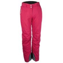 Obermeyer Kodiak Ski Pants - Waterproof, Insulated (For Women) in Crimson - Closeouts