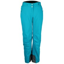Obermeyer Kodiak Ski Pants - Waterproof, Insulated (For Women) in Jewel - Closeouts