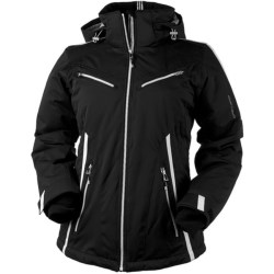 Obermeyer Laci Jacket - Insulated (For Women) in Black
