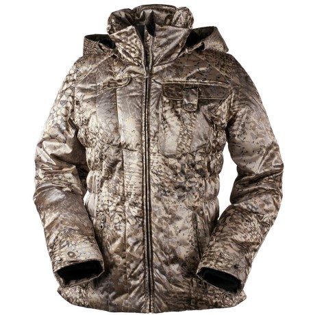 Obermeyer Leighton Jacket - Insulated (For Women) in Clemente Print