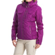 Obermeyer Leighton Ski Jacket - Waterproof, Insulated (For Women) in Freesia - Closeouts