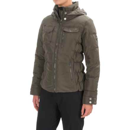 Obermeyer Leighton Ski Jacket - Waterproof, Insulated (For Women) in Ironwood - Closeouts