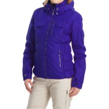 Obermeyer Leighton Ski Jacket - Waterproof, Insulated (For Women) in Regal Blue - Closeouts